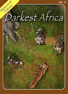 Historical Tokens Set 6, Darkest Africa