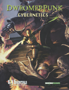 DweomerPunk: Cybernetics for B/X Essentials