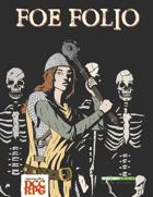 Foe Folio for Dungeon Crawl Classics