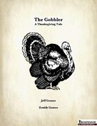 The Gobber: A Thanksgiving Tale