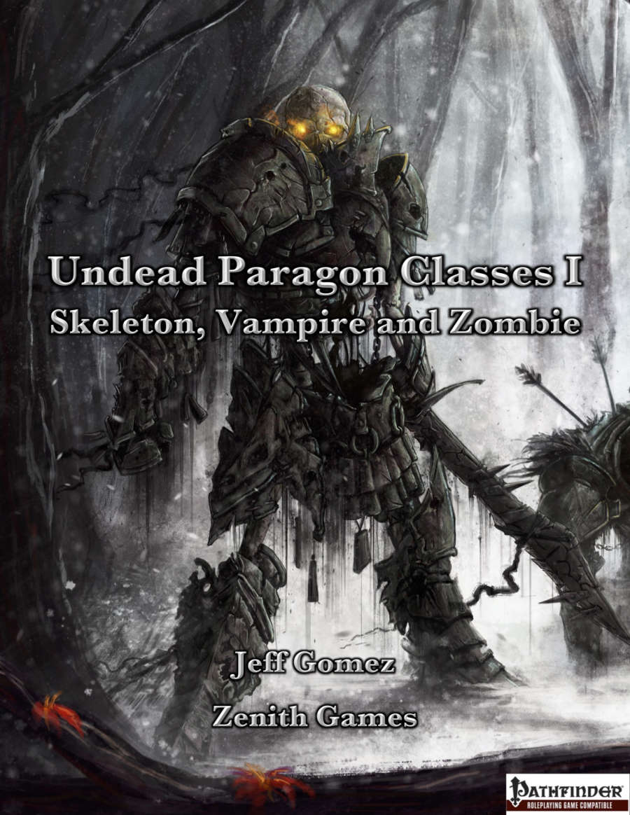 zenith games undead paragon 1 and 2 pdf