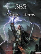 365 Magic Items