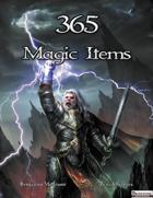 365 Magic Items