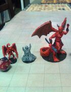 Devil Collection - 3D printable minis!