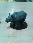 Rhino Miniature
