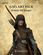 GMART102 Female Elf Ranger