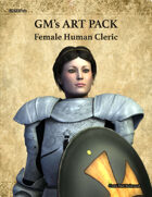 GMART160 Female Human Cleric