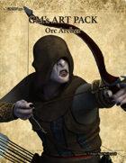 GMART950 Orc Archer