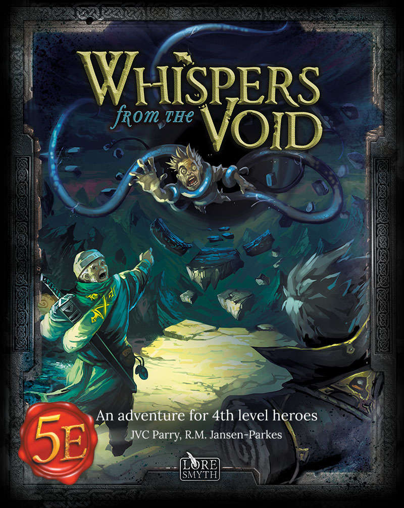 Whispers from the Void (5e adventure)