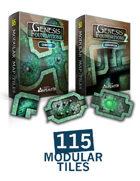 MapSmyth: Modular Tiles - GENESIS FOUNDATIONS [BUNDLE]