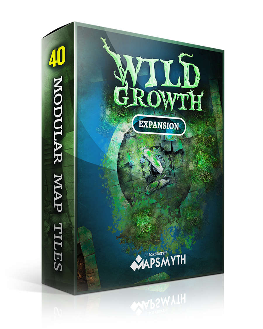 Mapsmyth maps wild growth modular dungeon tiles for vtt mapsmyth maps wild growth modular dungeon tiles for vtt loresmyth modular maps dungeon masters guild fandeluxe Image collections