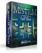 MapSmyth Maps: MYSTIUM - Modular Dungeon Tiles for VTT