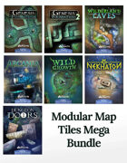 Modular Maps Mega Bundle -MapSmyth tiles [BUNDLE]