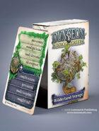 Dungeon Discoveries - Wilderland Voyage Card Deck
