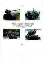 AMX-13 Light Tank Series