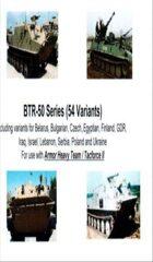 BTR-50 Series APCs