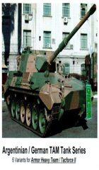 Argentinian TAM Tank Series