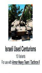Israeli Centurion Tank Variants