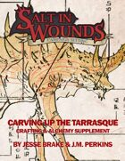 Carving up the Tarrasque: Crafting & Alchemy Supplement