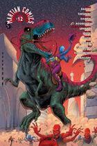 Martian Comics #12