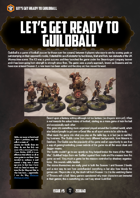 The Golden D6 #5 – Guildball review