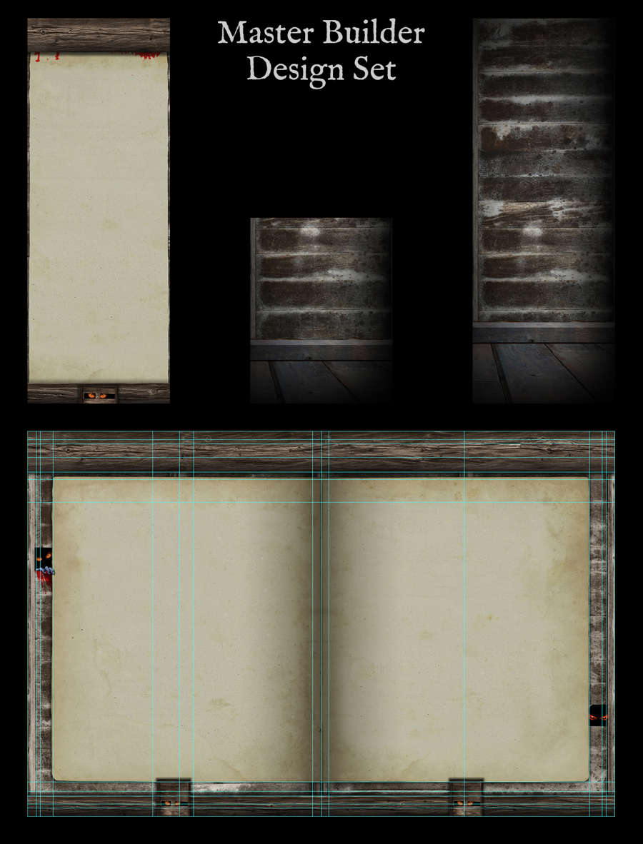 Design Files - The Haunted Cabin