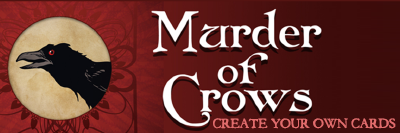 Murder Of Crows Card Game Community Cards