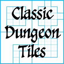 Classic Dungeon Tiles