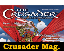 Crusader Journal