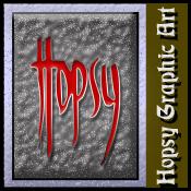 Hopsy Graphic Art