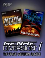 The Space Western Bundle