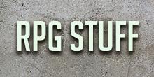 RPG Stuff