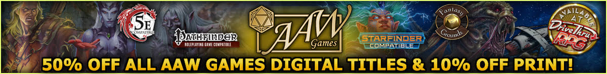 AAW Games Sale