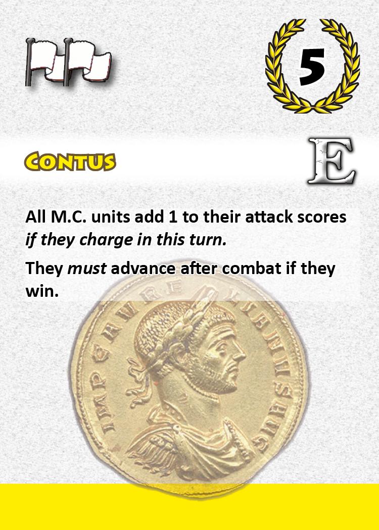 Contus - A Sarmatian Card