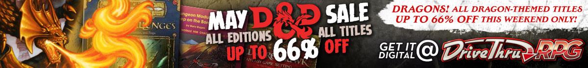 Dragons Flash Sale