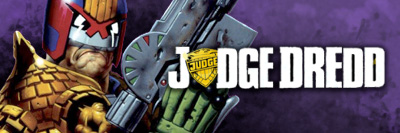 Judge Dredd @ DriveThruFiction