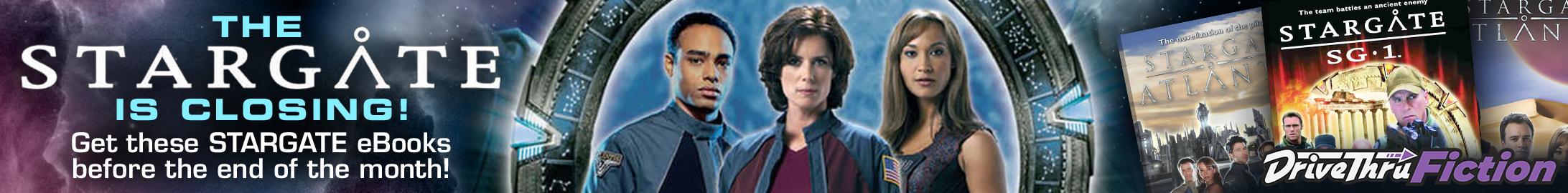 Stargate eBooks