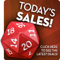 Today's Sales on DTRPG