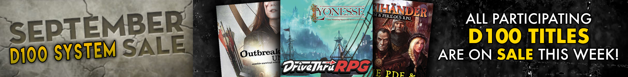 These d100 games and more on sale all week!