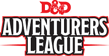 Dungeons and Dragons Adventurers League logo