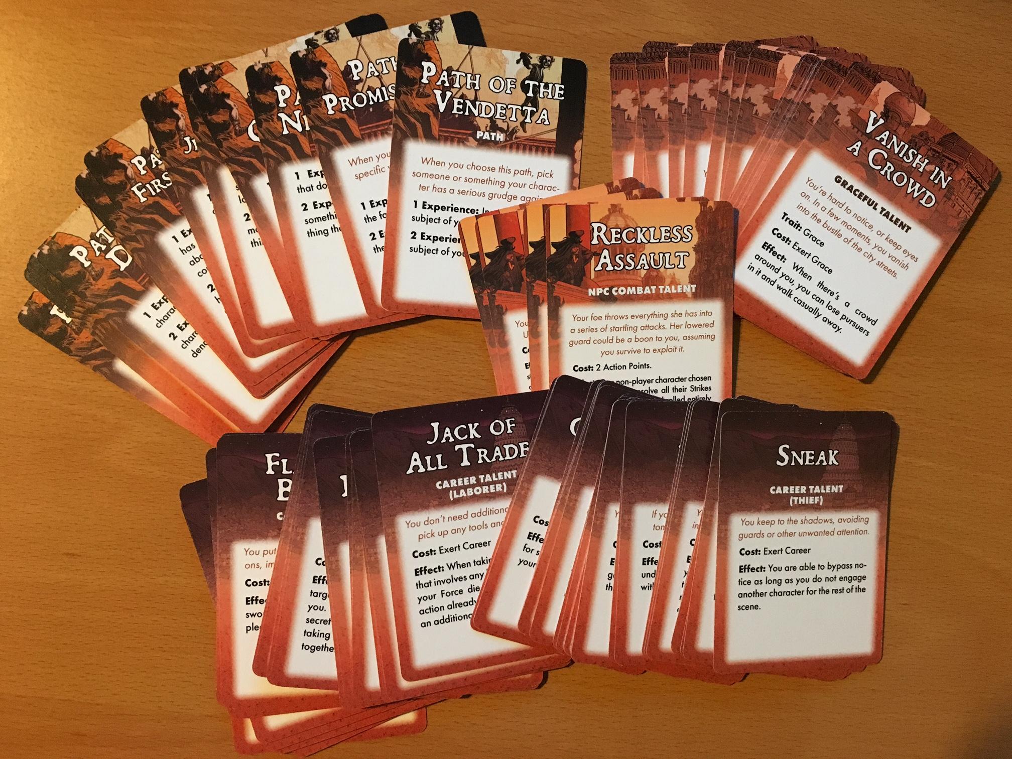 Cavaliers Cards