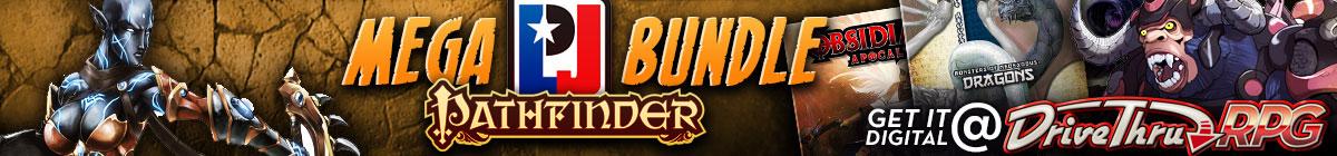 LPJ Pathfinder Megabundle @ DriveThruRPG.com