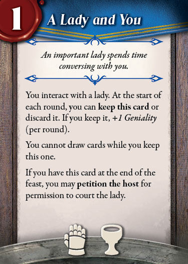 Feasts Card Example 2