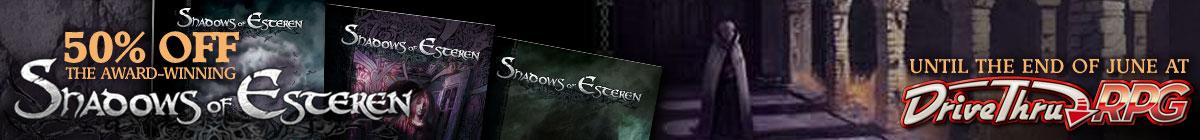 Shadows of Esteren Sale