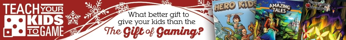 Teach your kids to game @ DriveThruRPG.com