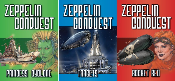 Zepplin Conquest Card Backs