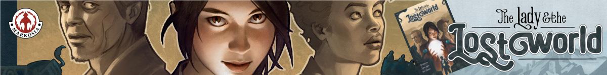 The Lady & the Lost World @ DriveThruComics.com