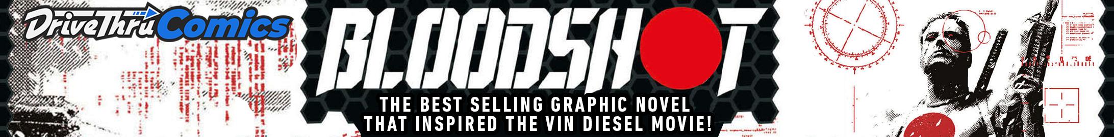 Bloodshot Definitive Edition @ DriveThruComics.com