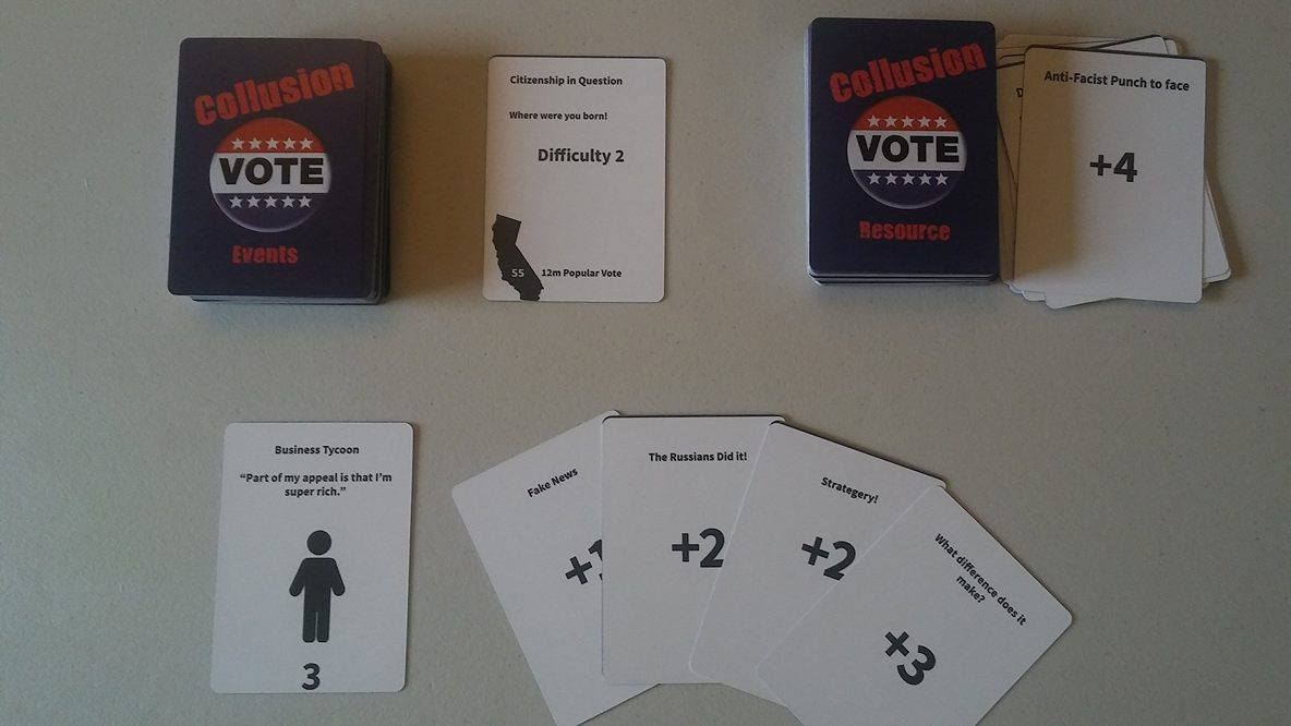 CollusionCards