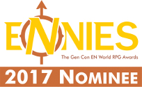 ENnie Awards 2017 Nominees
